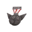 Genuine ETF2L 6v6 Low Participation Medal