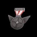 Genuine ETF2L Highlander Mid Playoff Medal