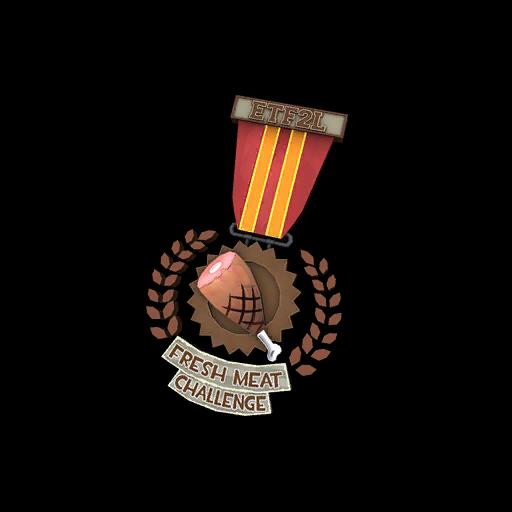 ETF2L Fresh Meat Challenge Bronze Medal