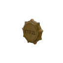 Quality 6 ETF2L Highlander Division 3 Participation Medal (8201)