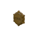 Genuine ETF2L 6v6 Division 1 Participation Medal
