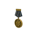 Quality 6 ETF2L Ultiduo #5 Participation Medal (8778)