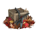 Quality 6 Fall Crate (5080)