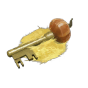 Quality 6 Fall 2013 Gourd Crate Key (5711)