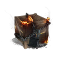 Scorched Crate