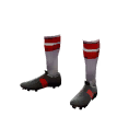 """Old-fashioned glitched clean boots"""