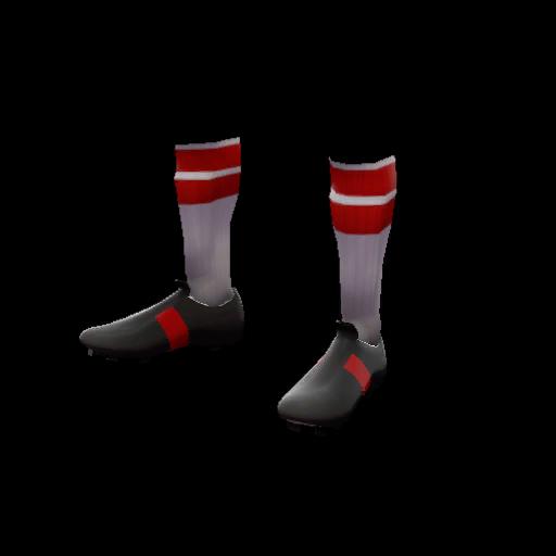 Ball-Kicking Boots