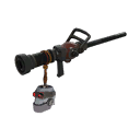 Gore-Spattered Silver Botkiller Medi Gun Mk.II