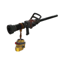 Somewhat Threatening Gold Botkiller Medi Gun Mk.II