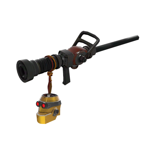 Gold Botkiller Medi Gun Mk.II