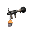 Server-Clearing Killstreak Silver Botkiller Rocket Launcher Mk.II