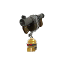 Mildly Menacing Gold Botkiller Stickybomb Launcher Mk.II