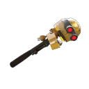Gore-Spattered Specialized Killstreak Gold Botkiller Wrench Mk.II