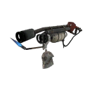 Face-Melting Diamond Botkiller Flame Thrower Mk.I