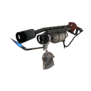 Positively Inhumane Diamond Botkiller Flame Thrower Mk.I