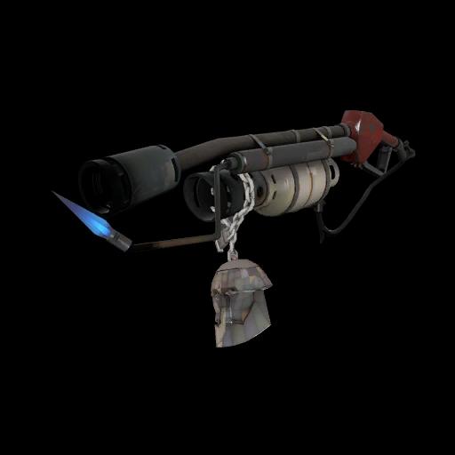 Diamond Botkiller Flame Thrower Mk.I