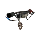 Gore-Spattered Rust Botkiller Flame Thrower Mk.I