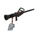 Gore-Spattered Silver Botkiller Medi Gun Mk.I