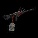 Gore-Spattered Diamond Botkiller Medi Gun Mk.I