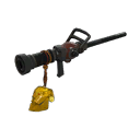 Unremarkable Gold Botkiller Medi Gun Mk.I