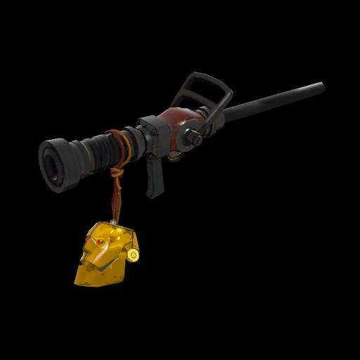 Gold Botkiller Medi Gun Mk.I