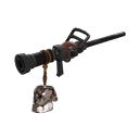 Uncharitable Specialized Killstreak Rust Botkiller Medi Gun Mk.I