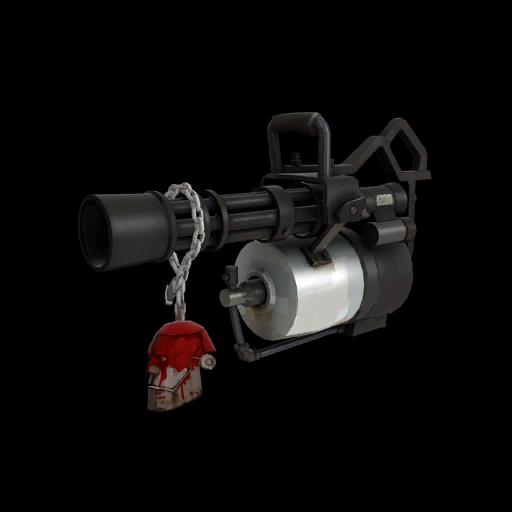 Blood Botkiller Minigun Mk.I