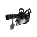 Gore-Spattered Diamond Botkiller Minigun Mk.I