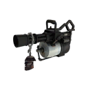 Rage-Inducing Carbonado Botkiller Minigun Mk.I