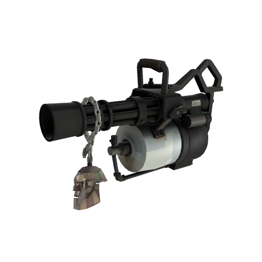 Schema Diamond Botkiller Minigun Mk.I