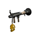 Truly Feared Gold Botkiller Rocket Launcher Mk.I