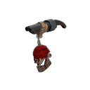 Mildly Menacing Blood Botkiller Scattergun Mk.I