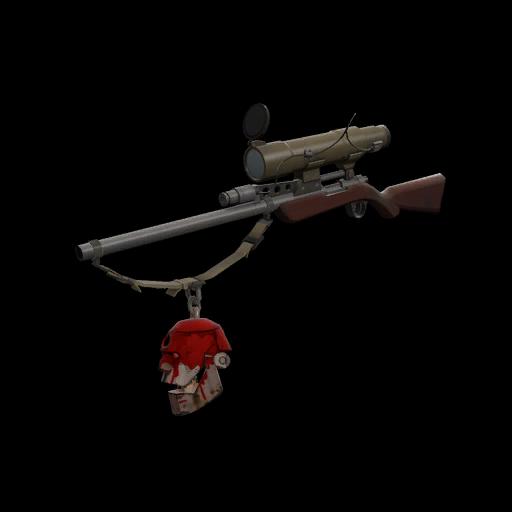 Blood Botkiller Sniper Rifle Mk.I