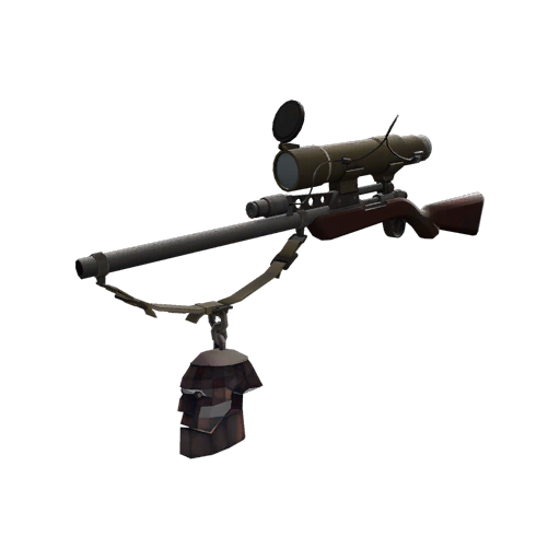 Carbonado Botkiller Sniper Rifle Mk.I