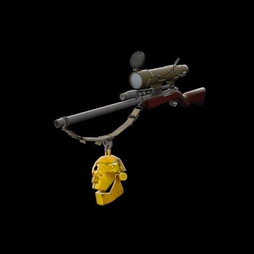 Gold Botkiller Sniper Rifle Mk.I