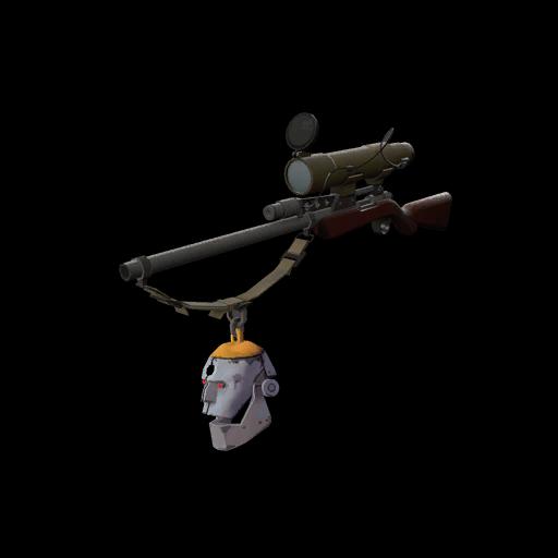 Silver Botkiller Sniper Rifle Mk.I
