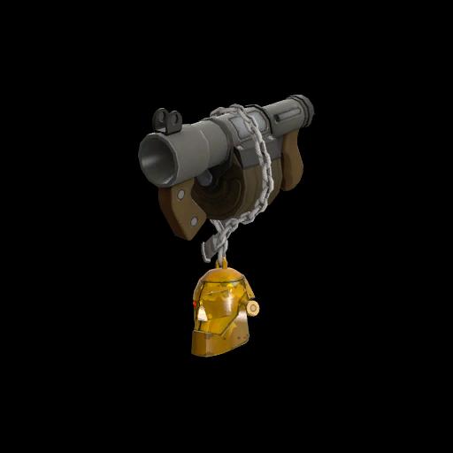 Gold Botkiller Stickybomb Launcher Mk.I