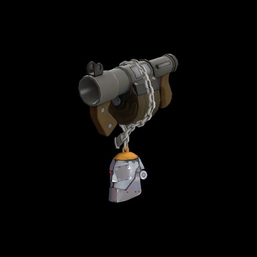 Strange Silver Botkiller Stickybomb Launcher Mk.I