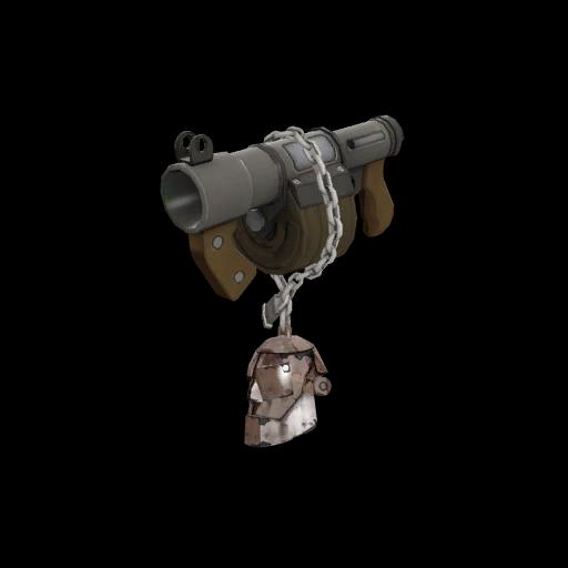 Strange Rust Botkiller Stickybomb Launcher Mk.I