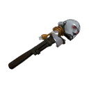 Truly Feared Silver Botkiller Wrench Mk.I