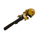 Mildly Menacing Professional Killstreak Gold Botkiller Wrench Mk.I