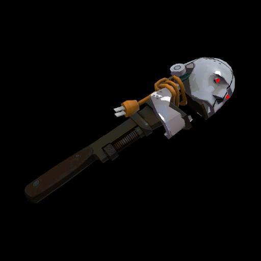 Silver Botkiller Wrench Mk.I