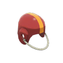 Image of Unique Football Helmet