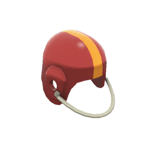 WildThing&#39;s Vintage Football Helmet