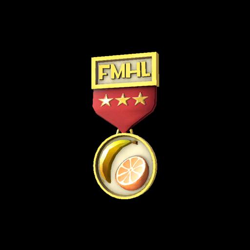 Fruit Mixes Highlander Gold Medal
