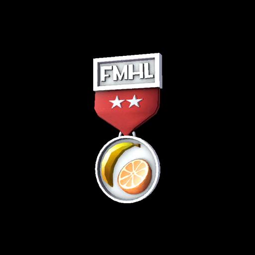 Fruit Mixes Highlander Silver Medal