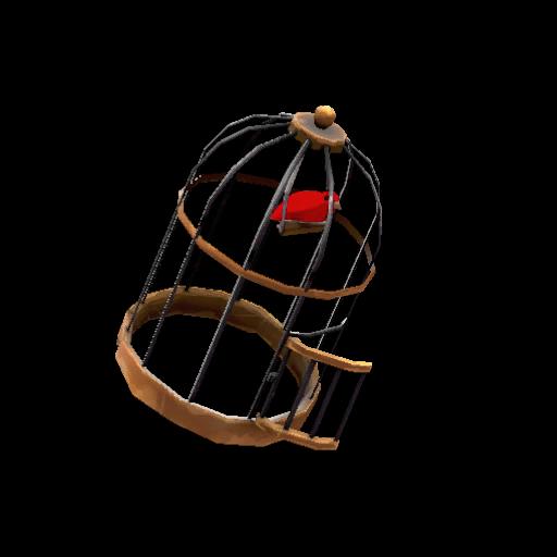 Unusual Birdcage