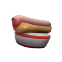 """Hot Dog Championship Event - Champion"""