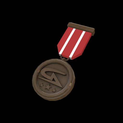 GA'lloween Bronze Medal