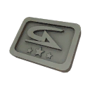 Quality 6 Gamers Assembly Participant Badge (8588)
